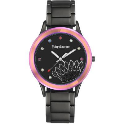 Reloj para Mujer Juicy Couture Black Label JC-1053MTBK