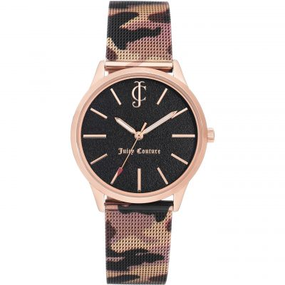 Reloj para Mujer Juicy Couture Black Label JC-1014RGCA