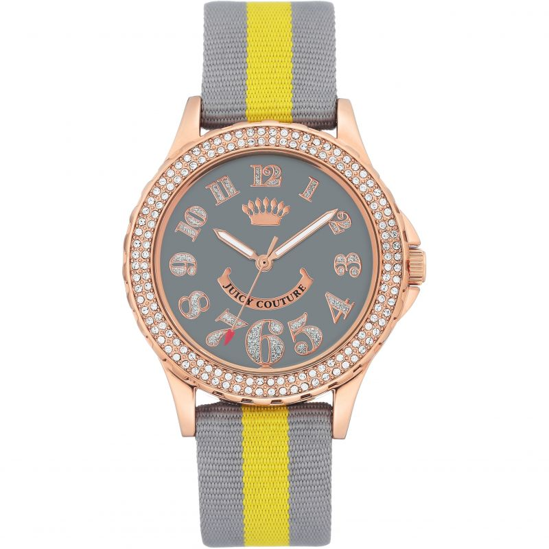 Juicy Couture Watch JC-1056RGGY