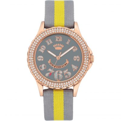 Reloj para Mujer Juicy Couture Black Label JC-1056RGGY