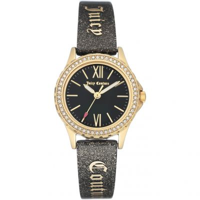 Juicy Couture Unisexuhr JC-1068BKBK