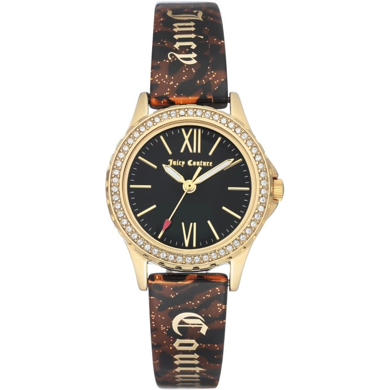 Juicy Couture Watch JC-1068BKBN