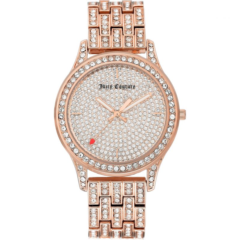 Juicy Couture Watch JC-1044PVRG
