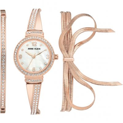 Anne Klein Watch AK/N3256RGST