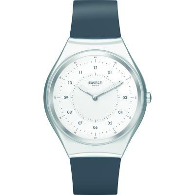 Swatch Skinnoiriron Watch SYXS100