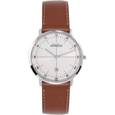 Michel Herbelin Herrenuhr 19515/12GO