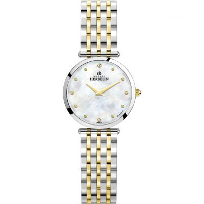 Michel Herbelin Epsilon Lady Watch 17116/BT89