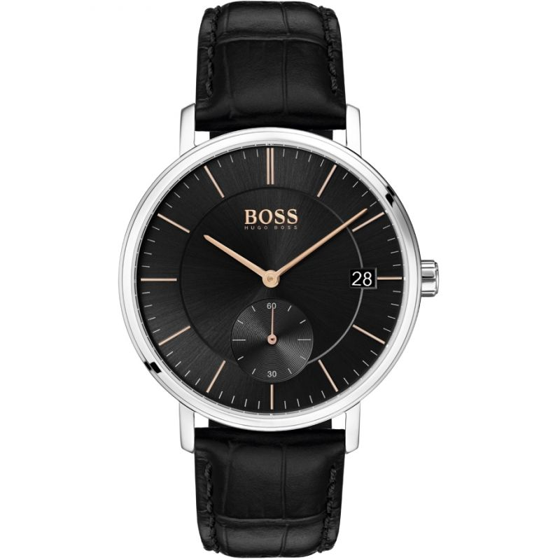 Mens Hugo Boss Corporal Watch 1513638