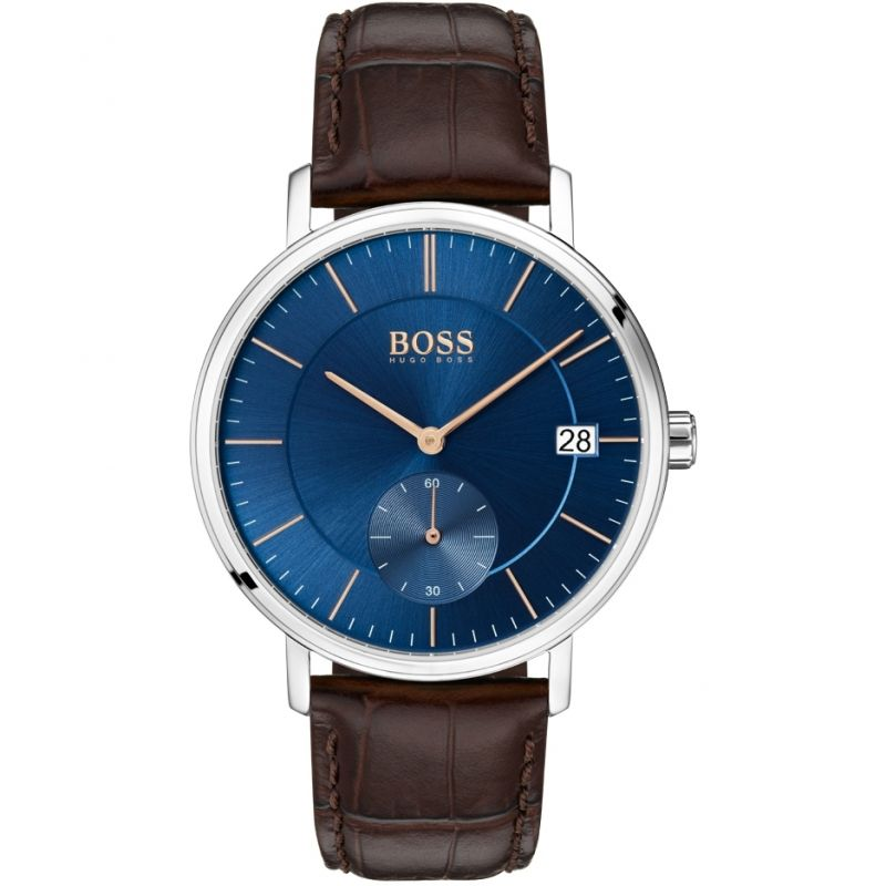 Mens Hugo Boss Corporal Watch 1513639 for £179