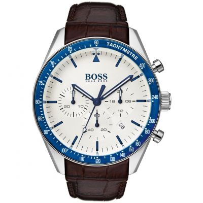 Hugo Boss Trophy Trophy Herrenuhr in Braun 1513629