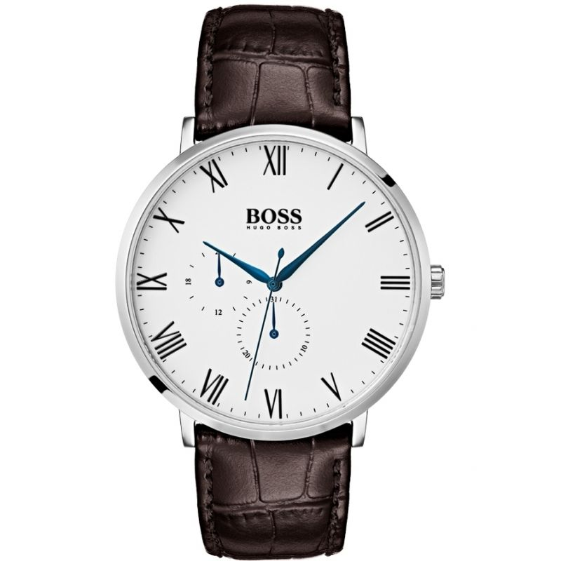 Mens Hugo Boss William Multifunction Watch 1513617 for £179
