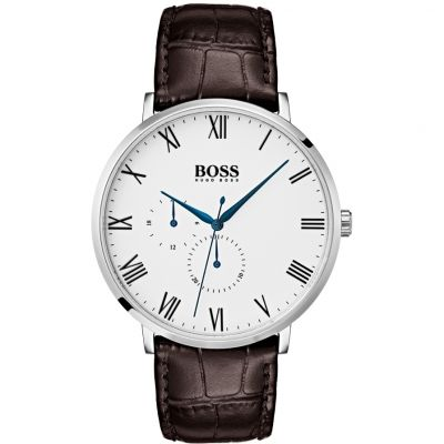 Mens Hugo Boss William Multifunction Watch 1513617