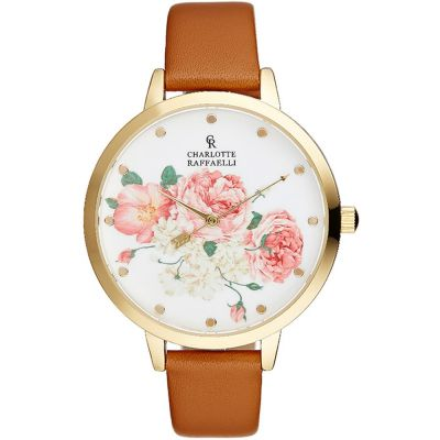 Charlotte Raffaelli Floral Collection Damenuhr CRF002