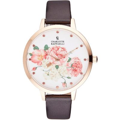 Charlotte Raffaelli Floral Collection Damenuhr CRF003