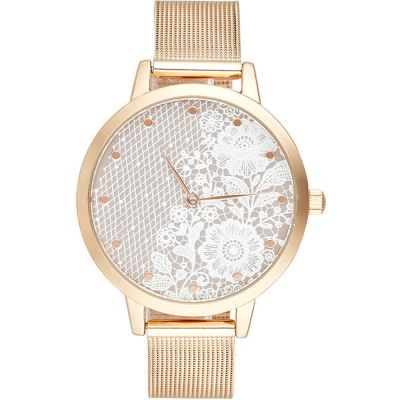 Charlotte Raffaelli Floral Collection Damenuhr CRF032