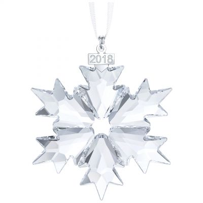 Unisex Swarovski Annual Edition Ornament 2018 5301575