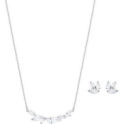 Bijoux Femme Swarovski Swarovski Jewellery Louison Gift Set Collier and Boucles d'oreilles 5419879