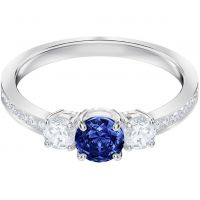 Swarovski Attract Trilogy Ring Size L