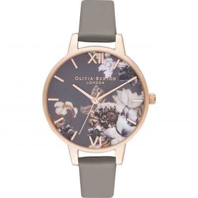 Demi Vegan London Grey & Rose Gold Watch