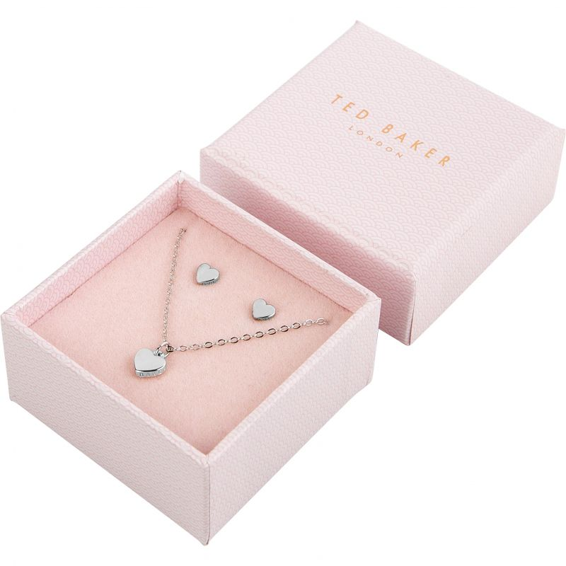 Ladies Ted Baker Amoria Sweetheart Gift Set TBJ1222-01-03
