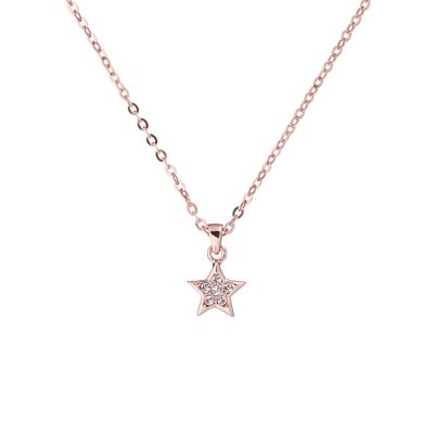 Ted Baker Rose Gold Plated Saigi Shooting Star Necklace TBJ1964-24-02