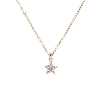 Ted Baker Gold Plated Saigi Shooting Star Necklace TBJ1964-30-02