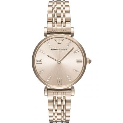 Emporio Armani Gianni T-Bar Watch AR11059