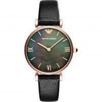 Emporio Armani Gianni T-Bar Watch AR11060