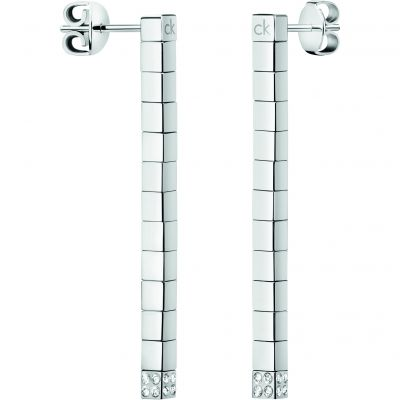 Ladies Calvin Klein Stainless Steel Tune Earrings KJ9MME040100