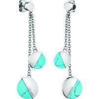 Ladies Calvin Klein Stainless Steel Spicy Drop Earrings KJ8RLE040200