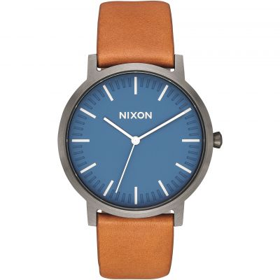 Montre Unisexe Nixon The Porter Leather A1058-2854