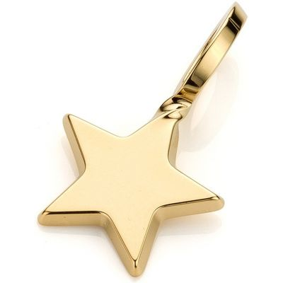 Ladies Mya Bay Gold Plated Small Star Charm PET-01.G