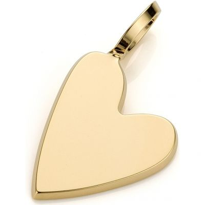 Mya Bay Dames Little Heart Charm Verguld goud PED-02.G