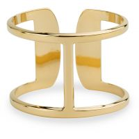 Ladies Mya Bay Gold Plated Icone Ring BA-25.G