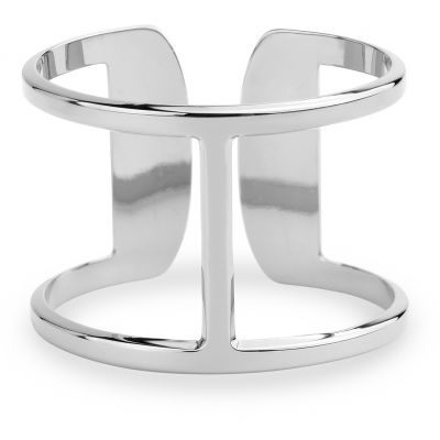Ladies Mya Bay Silver Plated Icone Ring BA-25.S
