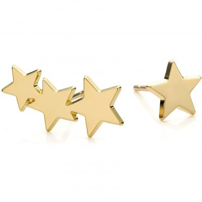 Joyería para Mujer Mya Bay Multiple Star Earrings BO-ET-01.G