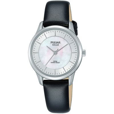 Ladies Pulsar Solar Powered Watch PY5043X1