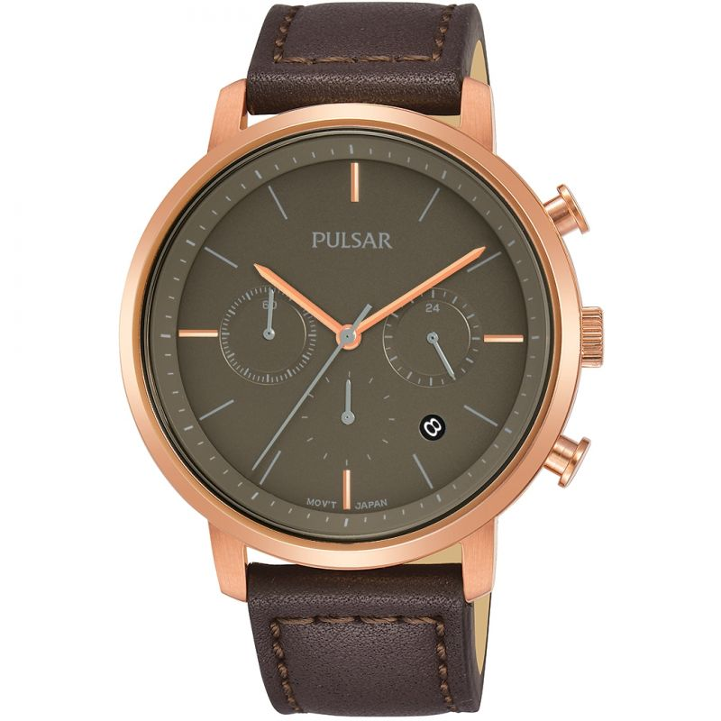 Mens Pulsar Watch PT3940X1