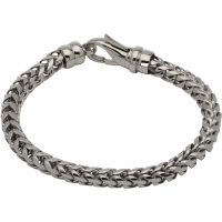 Mens Unique & Co Stainless Steel Bracelet LAB-131/21CM