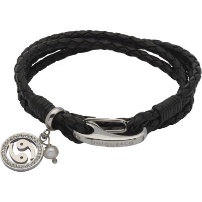 Unique & Co Dam Zodiac Cancer Bracelet Rostfritt stål B419BL/19CM