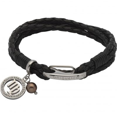 Ladies Unique & Co Stainless Steel Zodiac Virgo Bracelet B421BL/19CM