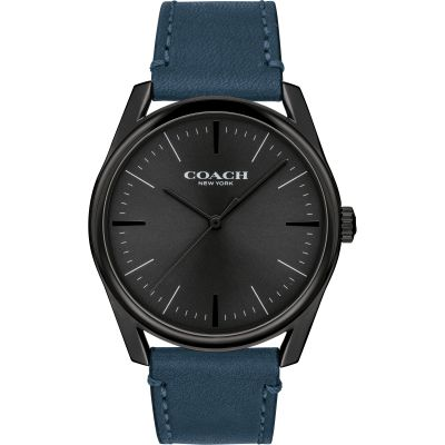 Coach Modern Luxury Herrenuhr in Blau 14602399