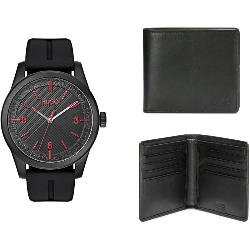 HUGO Create Box Set Watch 1580001