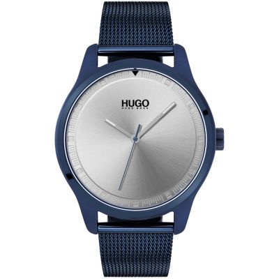 HUGO #MOVE #Move Herrenuhr in Blau 1530045