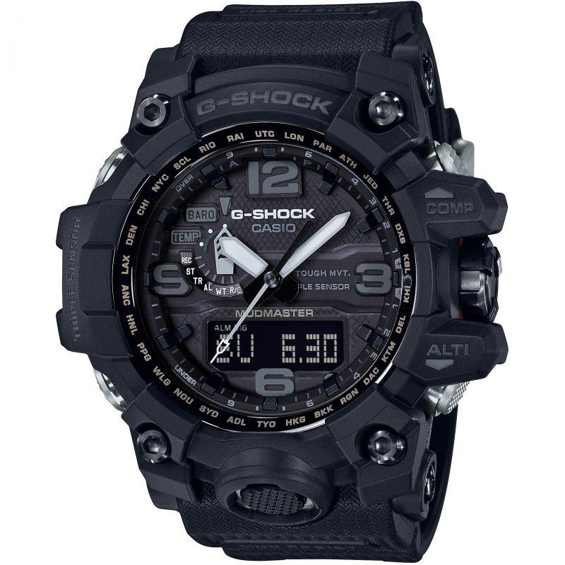 Casio G-Shock Premium Mudmaster Compass Watch