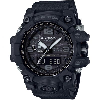 Casio G-Shock Premium Mudmaster Compass Watch GWG-1000-1A1ER
