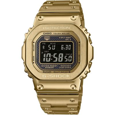 Casio G-Shock Full Metal Bluetooth Limited Edition klocka Guld GMW-B5000GD-9ER