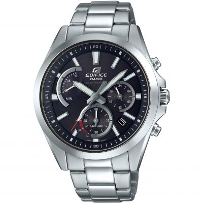 Casio Edifice Sapphire Solar Retrograde Herrenuhr EFS-S530D-1AVUEF