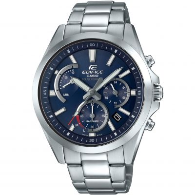 Casio Edifice Sapphire Solar Retrograde Watch EFS-S530D-2AVUEF
