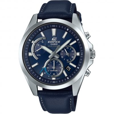 Casio Edifice Sapphire Solar Retrograde Herrenuhr EFS-S530L-2AVUEF